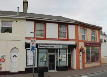 Thumbnail Commercial property for sale in Investment/Development Opportunity Torquay, Torquay