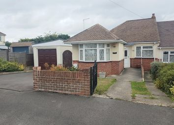 Thumbnail 2 bed semi-detached bungalow for sale in Chessel Crescent, Southampton