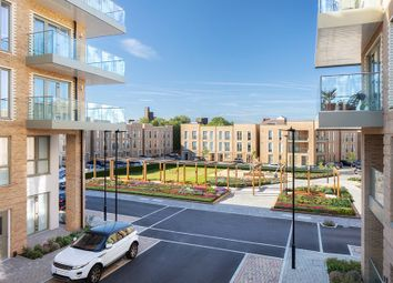 "Thumbnail 2 bed flat for sale in ""Pascal Square"" at Coxwell Boulevard, Edgware"