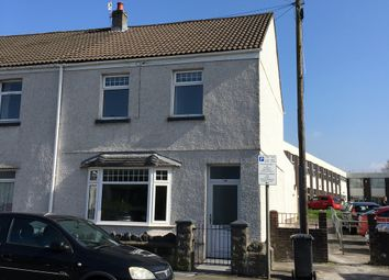 Thumbnail 4 bedroom end terrace house for sale in London Road, Neath
