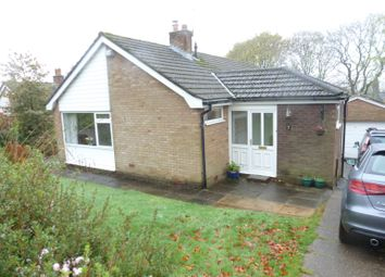Thumbnail 3 bed detached bungalow to rent in Ashborne Drive, Summerseat, Bury