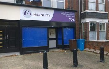 Thumbnail Retail premises to let in 724 Anlaby Road, Hull, East Yorkshire