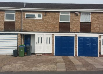 Thumbnail 3 bed terraced house to rent in Hamilton Drive, Oldbury