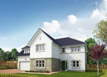 "Thumbnail 5 bedroom detached house for sale in ""The Ramsay At The Grove"" at Capelrig Road, Newton Mearns, Glasgow"