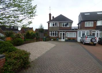 Thumbnail 3 bedroom detached house for sale in John Road, Halesowen, West Midlands