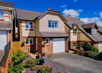 Thumbnail 4 bed detached house for sale in Century Close, St Austell