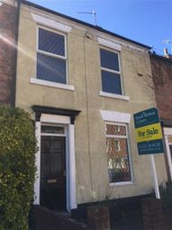 Thumbnail 2 bed terraced house for sale in North Street, Derby