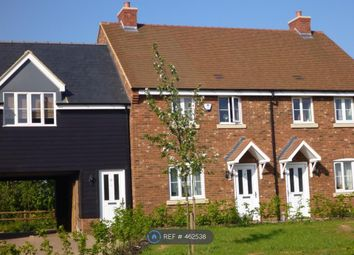 Thumbnail 3 bed semi-detached house to rent in Flitt Leys Close, Bedford