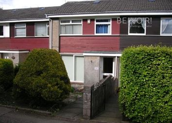 Thumbnail 3 bed terraced house to rent in Brackens Road, Dundee