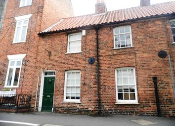 Thumbnail 3 bed terraced house to rent in North Parade, Grantham