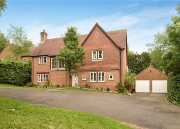 Thumbnail 4 bed detached house for sale in Poplar Drive, Charlton Down, Dorchester, Dorset