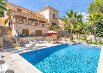 Thumbnail 8 bed property for sale in Palma De Mallorca, Balearic Islands, Spain