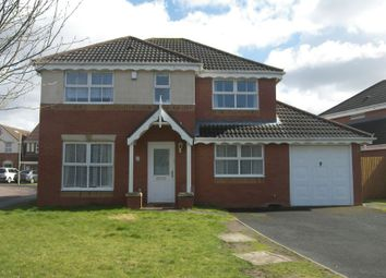Thumbnail 4 bed detached house to rent in Dover Drive, Leegomery, Telford