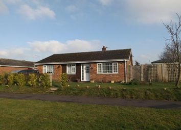 Thumbnail 3 bed bungalow for sale in Griston, Thetford, Norfolk
