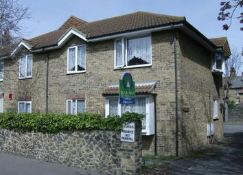Thumbnail 2 bed flat to rent in Harold Avenue, Westgate-On-Sea