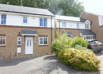 Thumbnail 3 bed end terrace house for sale in Whitevine Close, Yeovil