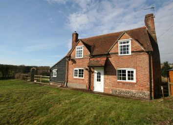 Thumbnail 3 bed detached house to rent in Newbury Road, Compton, Newbury