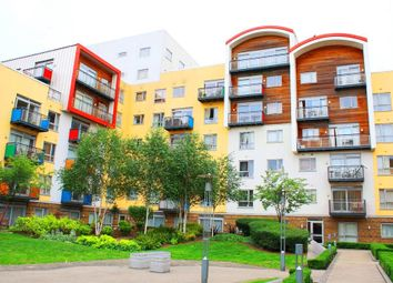 Thumbnail 2 bed flat for sale in Holly Court, Greenroof Way, London