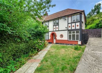 3 bed semi-detached house for sale in Homestead Park, Dollis Hill Lane, London NW2