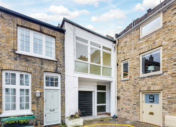 Thumbnail 2 bed mews house to rent in Wilby Mews, London