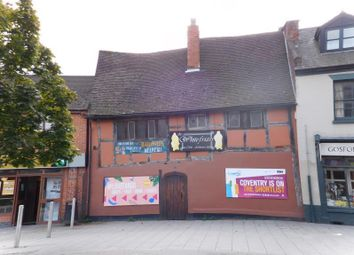 Thumbnail Pub/bar for sale in Former Whitefriars Olde Ale House, Gosford Street, Coventry