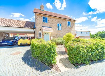 Thumbnail 3 bedroom detached house for sale in Lungley Rise, Colchester