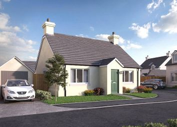 Thumbnail 2 bedroom detached bungalow for sale in Plot No 12, Triplestone Close, Herbrandston, Milford Haven