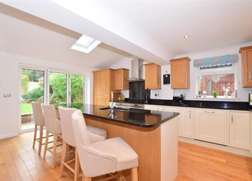 Thumbnail 4 bed detached house for sale in Ragstone Court, Ditton, Kent