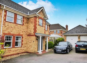 Thumbnail 4 bed detached house to rent in Militia Close, Wootton, Northampton