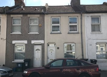 Thumbnail 2 bed terraced house to rent in Boulogne Road, Croydon