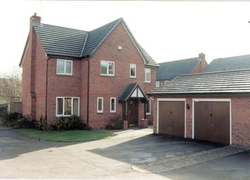 Thumbnail 4 bed detached house to rent in Stanmore Road, Edgbaston, Birmingham