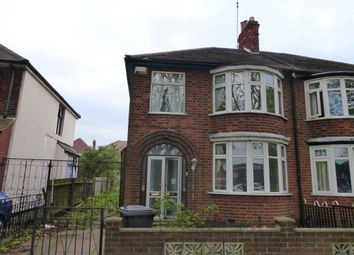 Thumbnail 3 bed semi-detached house to rent in Abbey Lane, Leicester