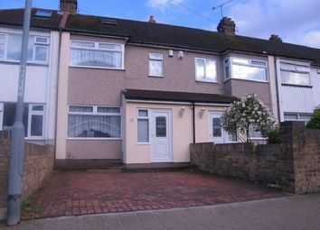 Thumbnail 4 bed terraced house to rent in Abbey Road, Gravesend