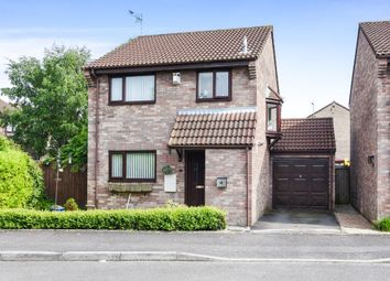 Thumbnail 3 bed detached house for sale in Meadow Vale, Barry