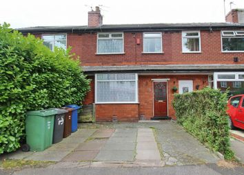 Thumbnail 3 bedroom terraced house for sale in Dalton Avenue, Whitefield, Manchester