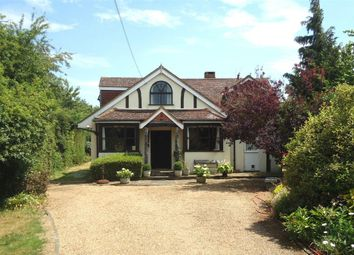 Thumbnail 6 bed detached house for sale in Gaston Bridge Road, Shepperton, Middlesex