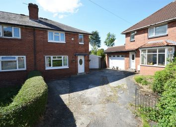 Thumbnail 2 bed end terrace house for sale in Scott Hall Place, Leeds, West Yorkshire