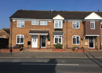 Thumbnail 3 bed terraced house for sale in High Street, Westoning, Bedford