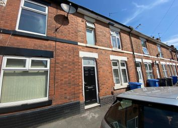 Thumbnail 5 bed terraced house for sale in Dickinson Street, Derby