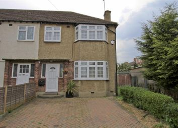 Thumbnail 3 bed end terrace house for sale in Grosvenor Crescent, Hillingdon, Uxbridge