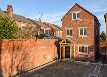 Thumbnail 4 bed detached house for sale in The Sidings, Ossett