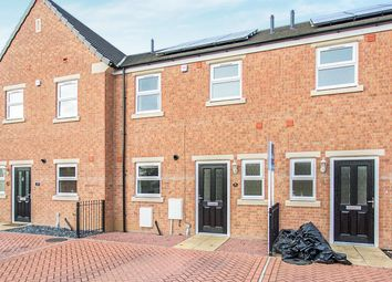 Thumbnail 3 bed terraced house for sale in Kings Avenue, Airedale, Castleford