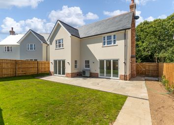 Thumbnail 3 bed detached house for sale in Hare Street, Buntingford