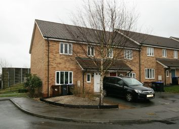 Thumbnail 3 bed end terrace house for sale in Howards Way, Northampton