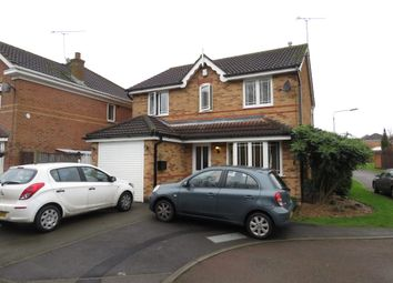 Thumbnail 3 bed detached house for sale in Halifax Drive, Worksop