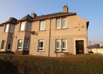 Thumbnail 3 bed flat for sale in Loanhead Place, Kirkcaldy