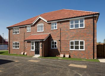 Thumbnail 2 bedroom flat for sale in Old Allotment Close Off Dunnetts Close, Ashill