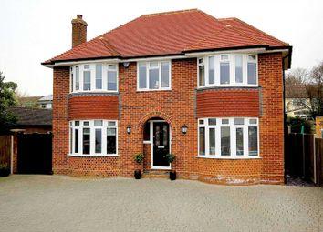 Thumbnail 4 bed detached house for sale in Crouchfield, Hemel Hempstead