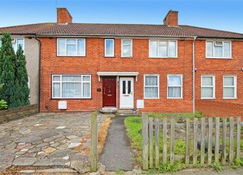 Thumbnail 2 bed terraced house to rent in Moorhouse Road, Queensbury, Harrow