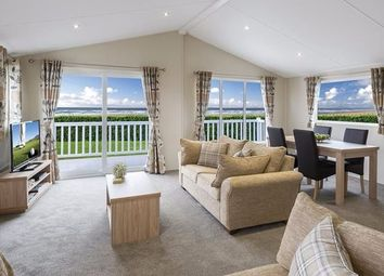 Thumbnail 2 bed lodge for sale in Riverside Leisure Park, South Road, Wooler, Northumberland